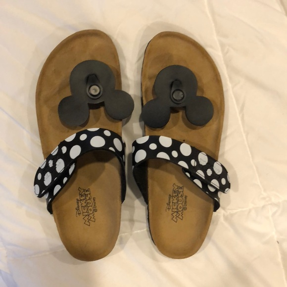 4f5beaae22cc Disney Shoes - Mickey Mouse Birkenstock Type Sandal